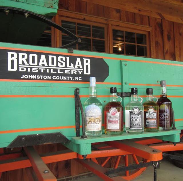 Bottles on the Wagon