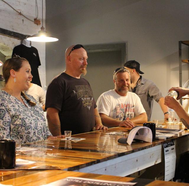 Instill Distillery Bar