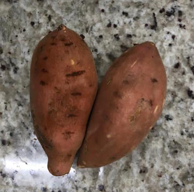 J. Roland Wood Farms sweet potato