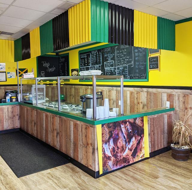 Jamaica Bites interior