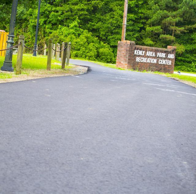 Kenly Parks_walking trail