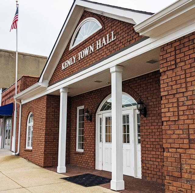 Kenly Town Hall