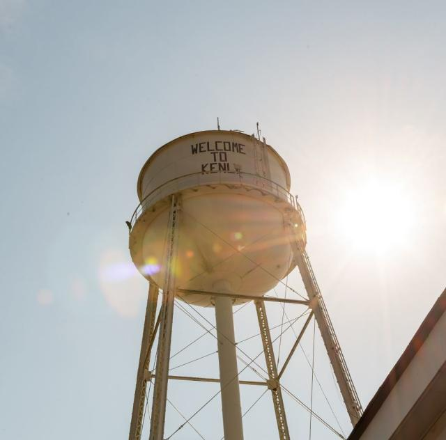 Kenly Water Tower