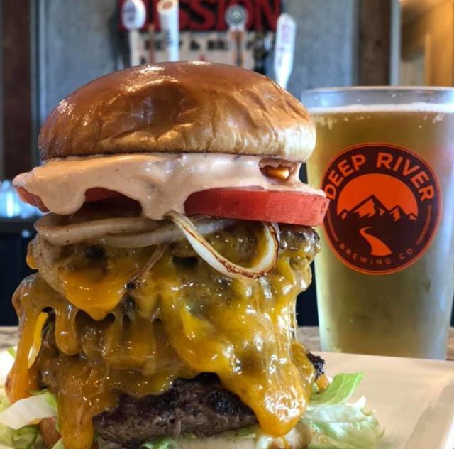 Mission Beef & Brews challenge