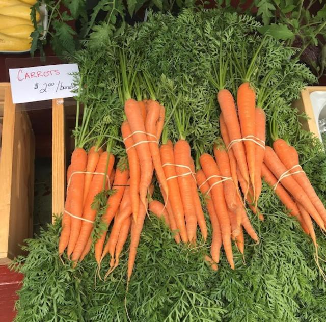 Picalily Farm carrots