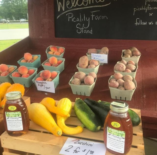 Picalily Farm stand
