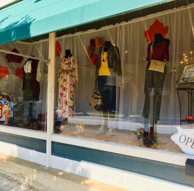 Pizazz Clayton Storefront