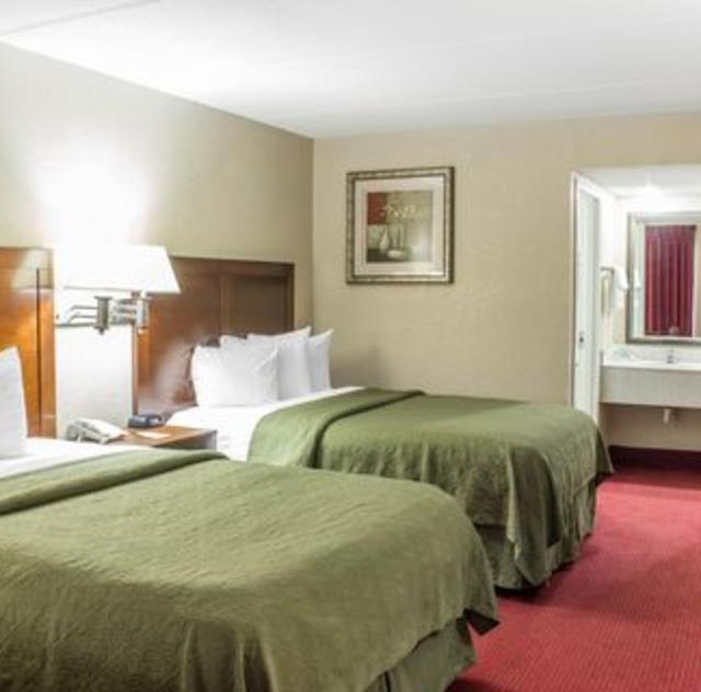Quality Inn Selma Double Room