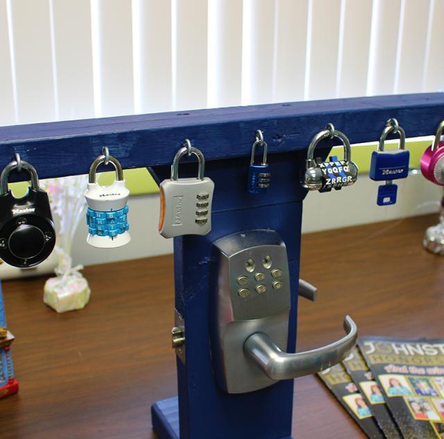 Ready-Set-Escape locks