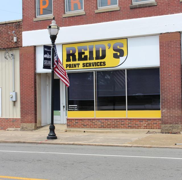 Reid's Print Services Ext