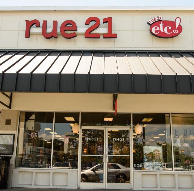 Rue 21 Exterior
