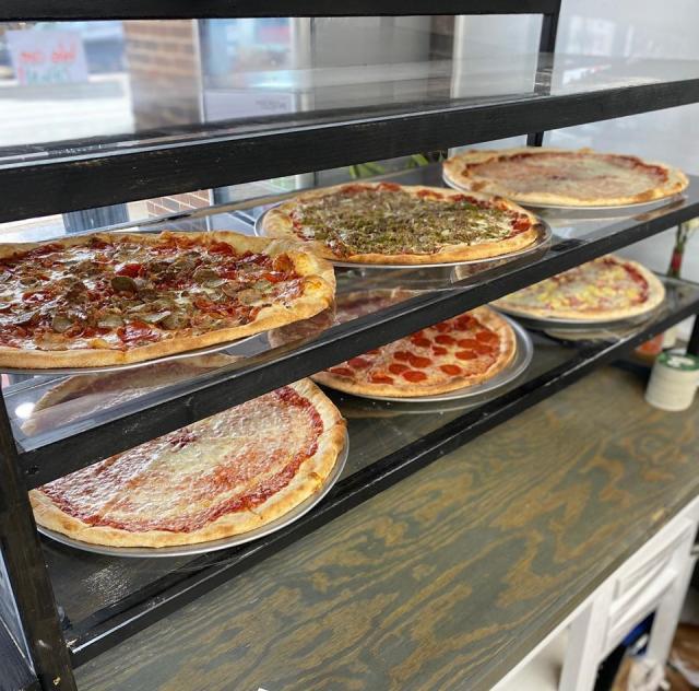 Sami's Pizza