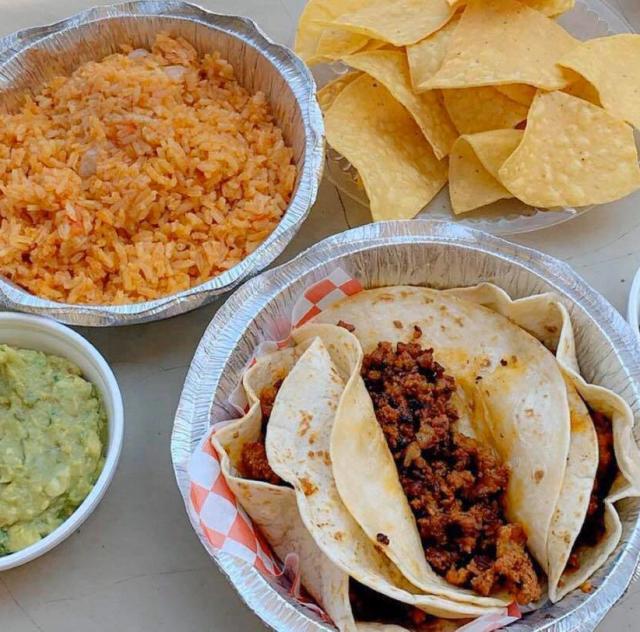 San Marcos food