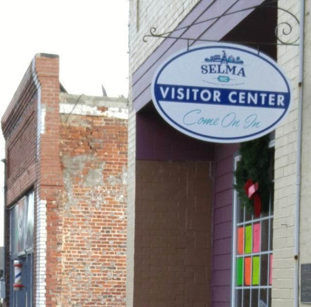 Selma Visitor Center