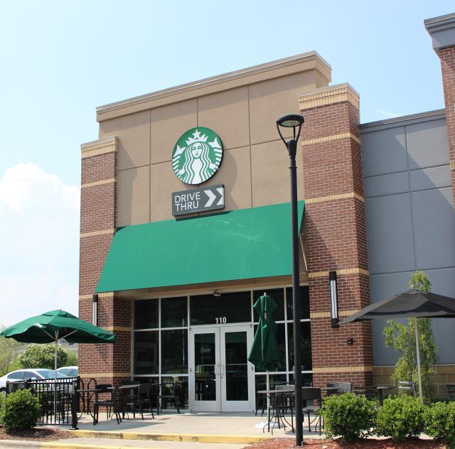 Starbuck's Smithfield Exterior