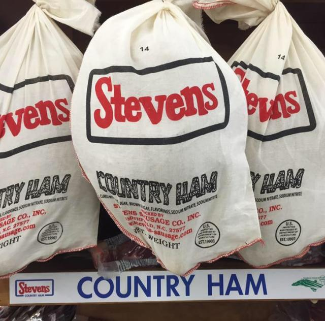 Stevens Sausage- Country Ham