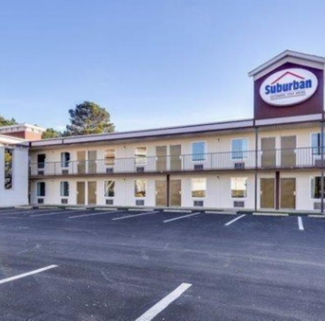 Suburban Extended Stay Selma Exterior