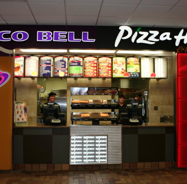 Pizza Hut/Taco Bell