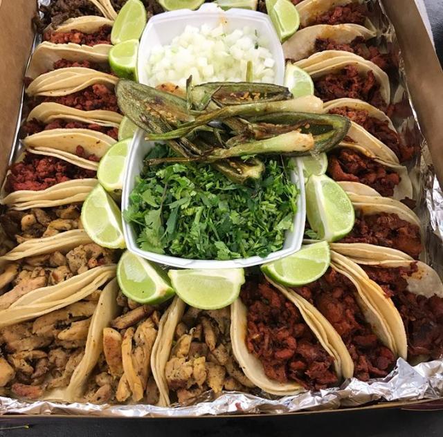 Tacos y Burritos California