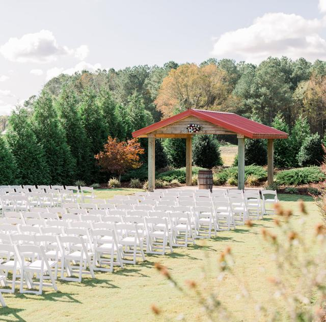 The Farm at 95 Exterior Ceremony 2000x1500