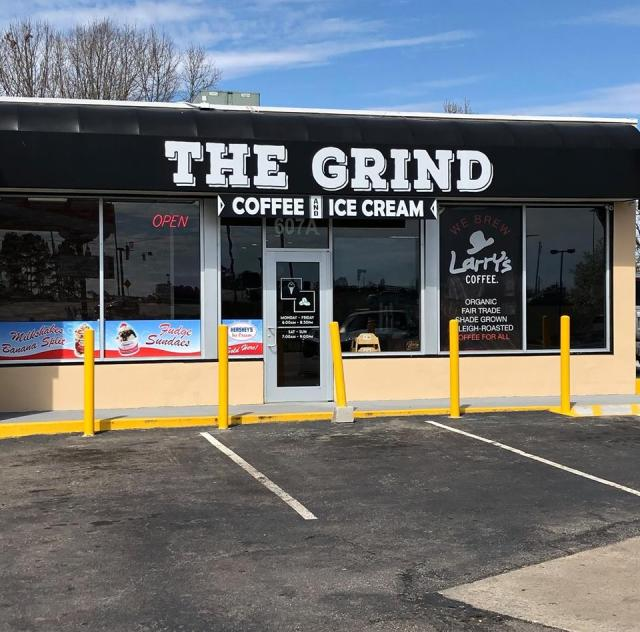 The Grind Exterior