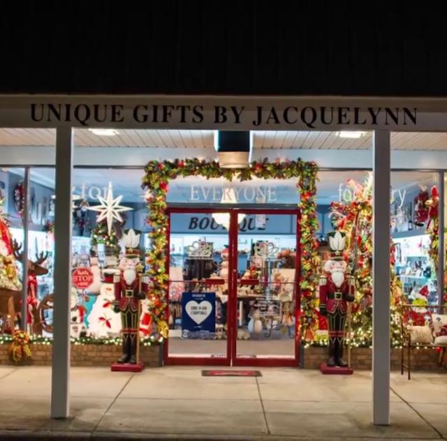 Unique Gifts by Jacquelynn exterior