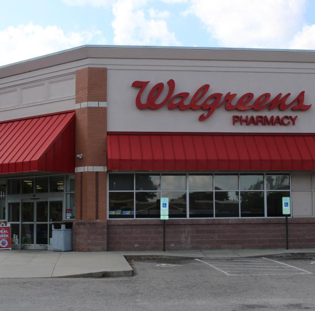Walgreens Benson Exterior
