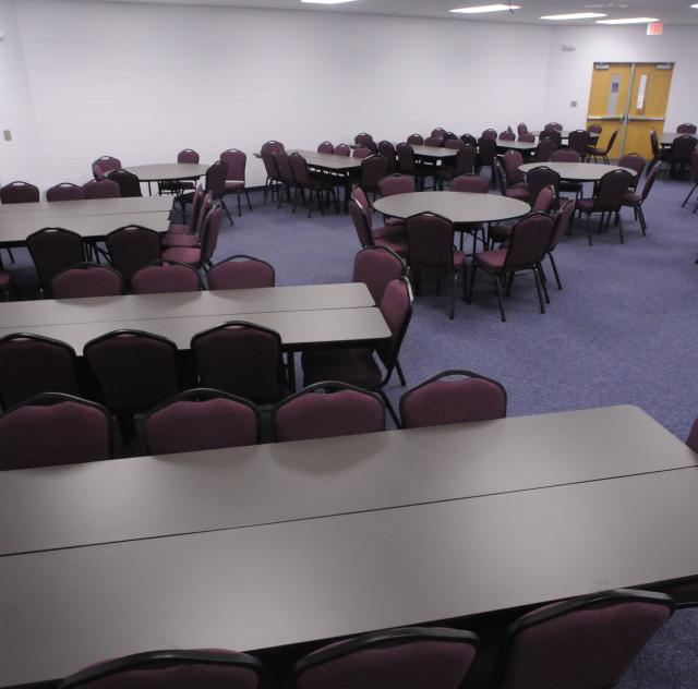 The Meeting Room at the Smithfield Recreation and Aquatic Center