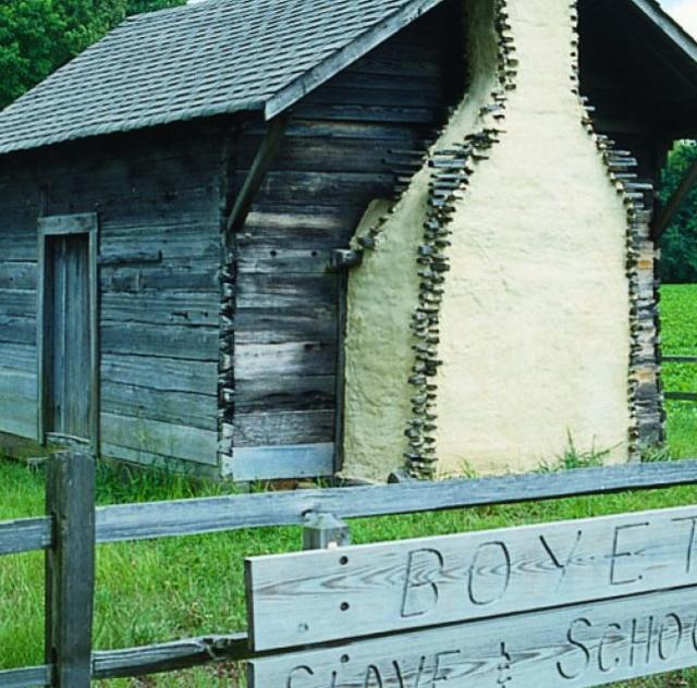 Boyette Slave and Schoolhouse