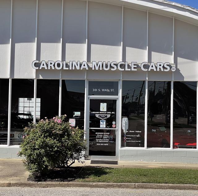 Carolina Muscle Cars