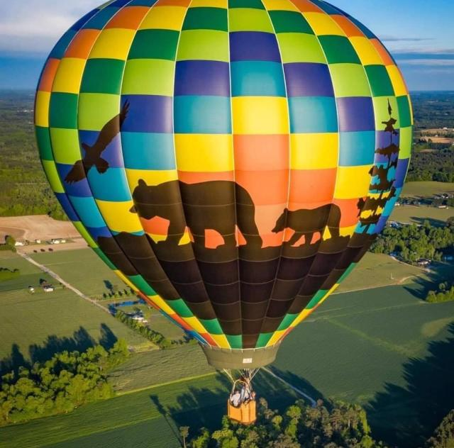 Carolina High Hot Air Balloon Company
