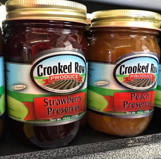 Crooked Row Produce