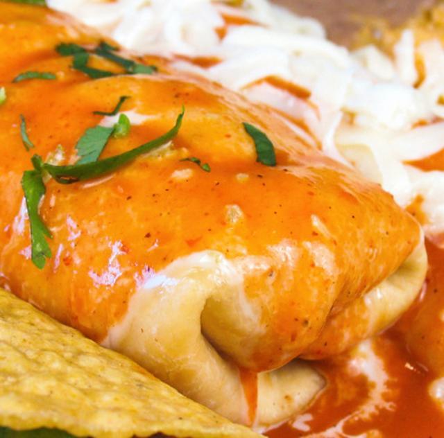 Fiesta Mexicana Food