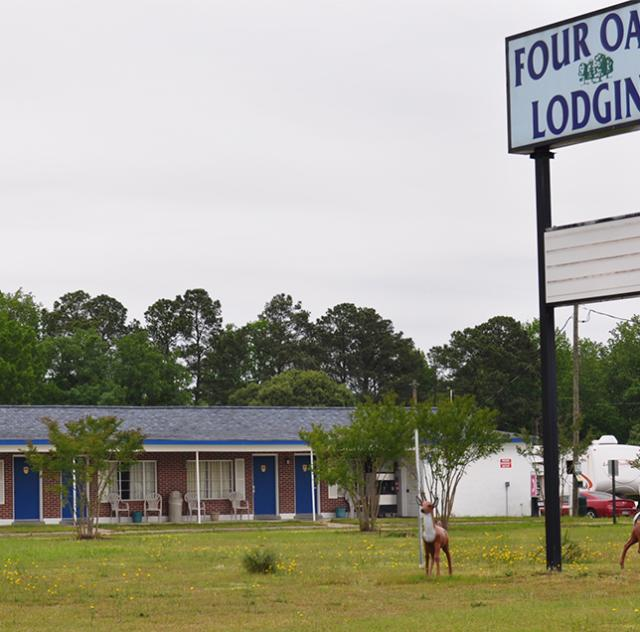 Four Oaks Lodging