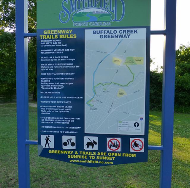 Smithfield Parks