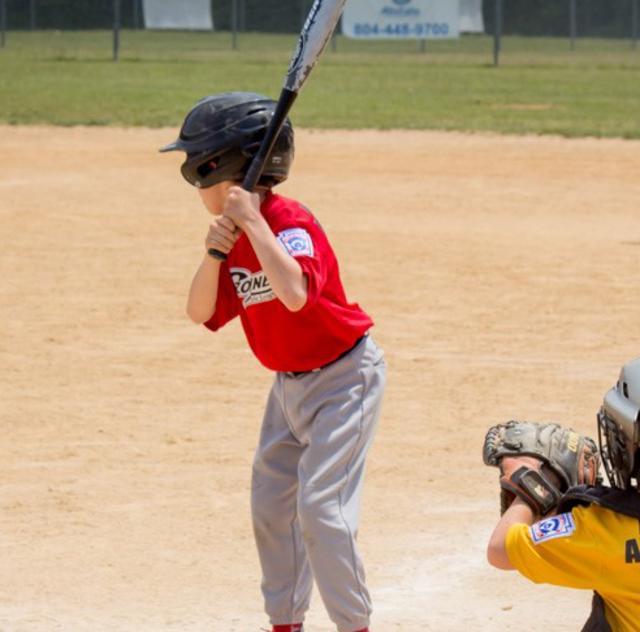 Kenly Parks & Recreation baseball