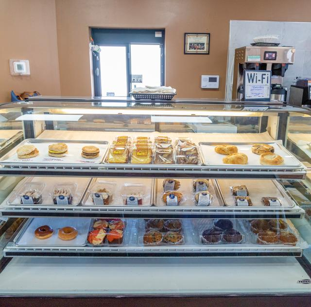 THE GRIND COFFEE HOUSE & CREAMERY