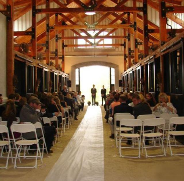Portofino Wedding - Barn