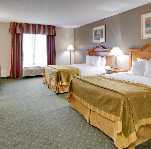 Best Western Double Room