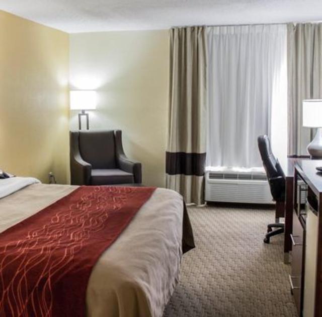 Comfort Inn Garner King Room