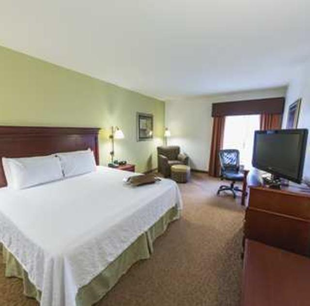 Hampton Inn Selma King Room