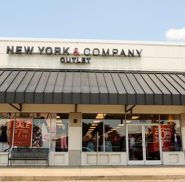 New York & Company Exterior