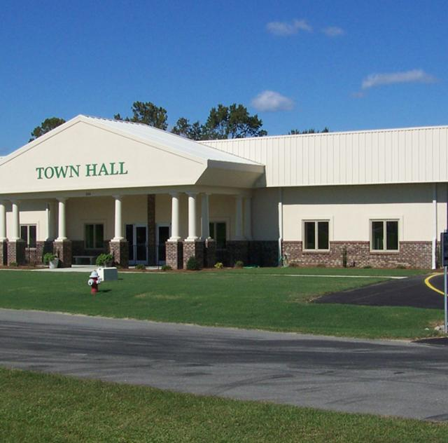 Pine Level Town Hall
