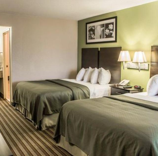 Quality Inn Kenly Double Room