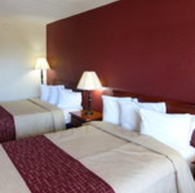 Red Roof Inn Double Room