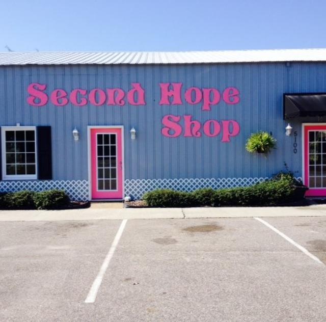 Second Hope Shop