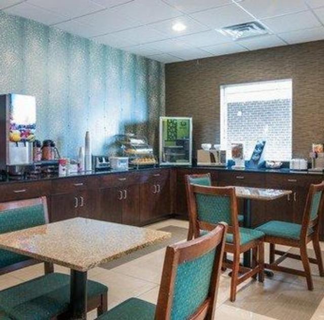 Suburban Extended Stay Breakfast Area
