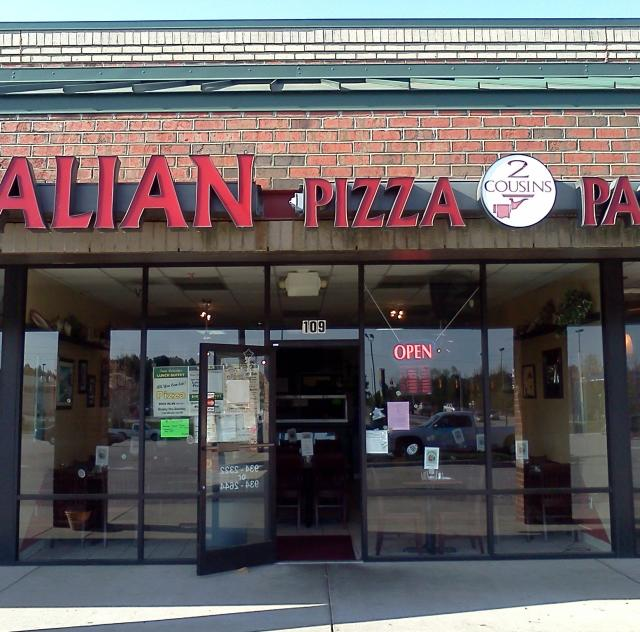 Two Cousins Pizza & Pasta