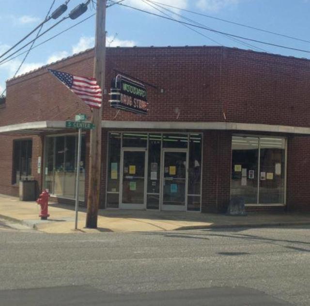 Woodard Drug Store