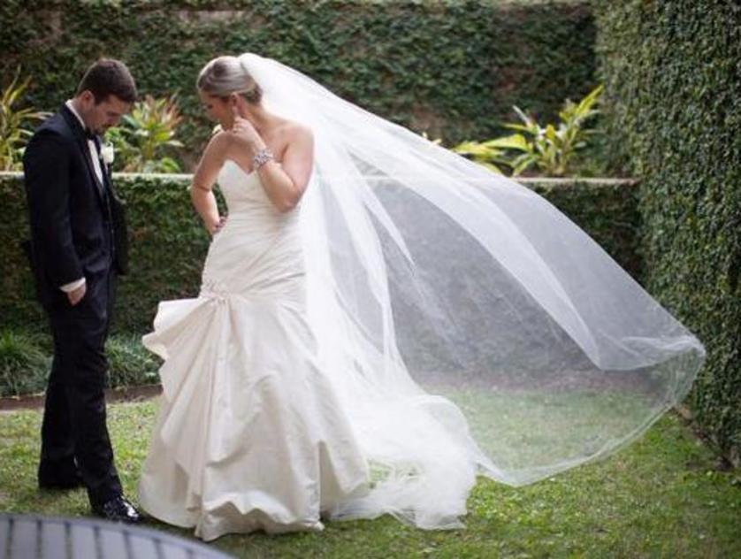 ivory bridal
